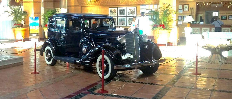 Nash 1931 alquiler de coches para bodas en Tenerife